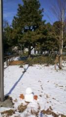 井上あかね 公式ブログ/雪だぁ〜!!! 画像1