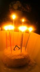 井上あかね 公式ブログ/誕生日 画像1