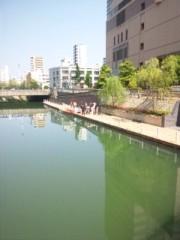 佐藤太三夫 公式ブログ/博多座の近くの川 画像1