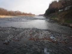佐藤太三夫 公式ブログ/川に降りてみました。 画像1