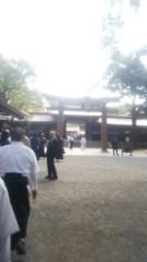 佐藤太三夫 公式ブログ/明治神宮参拝 画像2