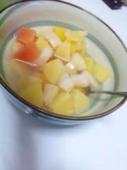 佐藤太三夫 公式ブログ/食事の後の 画像1