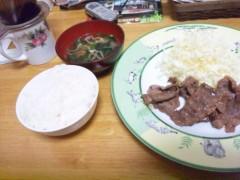 佐藤太三夫 公式ブログ/朝食 画像1