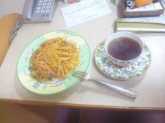佐藤太三夫 公式ブログ/初日の朝食 画像1