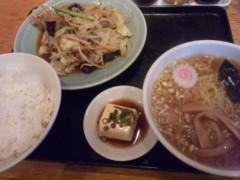 佐藤太三夫 公式ブログ/お昼 画像1