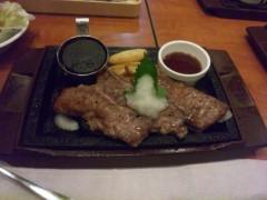 佐藤太三夫 公式ブログ/終わりました。夕食 画像1