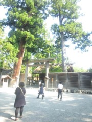 佐藤太三夫 公式ブログ/昨日の伊勢神宮3 画像1