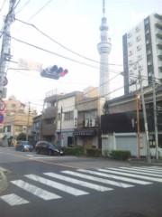 佐藤太三夫 公式ブログ/水元公園の帰りに車の中から 画像1