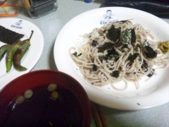 佐藤太三夫 公式ブログ/夕食です 画像1