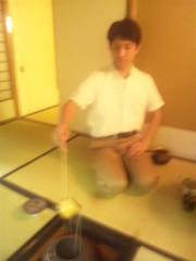 佐藤太三夫 公式ブログ/立礼も 画像2