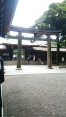 佐藤太三夫 公式ブログ/今日は明治神宮で 画像1
