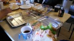 佐藤太三夫 公式ブログ/お昼ご飯はサンドイッチ 画像1