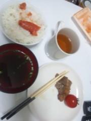 佐藤太三夫 公式ブログ/15日 朝食 画像1