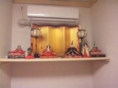 佐藤太三夫 公式ブログ/雛祭り 画像1