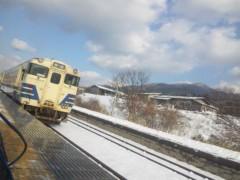 佐藤太三夫 公式ブログ/電車から 画像2