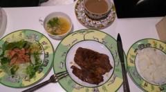 佐藤太三夫 公式ブログ/今日の朝食 画像1