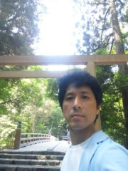 佐藤太三夫 公式ブログ/昨日伊勢神宮 内宮3 画像1