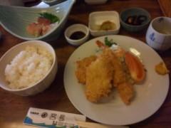 佐藤太三夫 公式ブログ/お昼御飯 画像2
