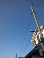 佐藤太三夫 公式ブログ/綺麗な青空 画像3