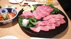 佐藤太三夫 公式ブログ/昨日の夜は焼き肉 画像1