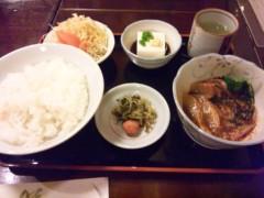 佐藤太三夫 公式ブログ/昨日の食事 画像1