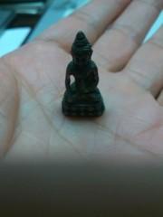 櫻井秀勲 公式ブログ/手の平の仏像 画像1