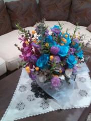 櫻井秀勲 公式ブログ/青いバラ 画像1