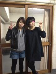 北乃きい 公式ブログ/成城学園祭にきてくれた… 画像1