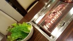 北乃きい 公式ブログ/一人焼き肉。 画像1