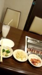 北乃きい 公式ブログ/一人焼き肉。 画像2