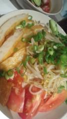 彩羽真矢 公式ブログ/素麺 画像1