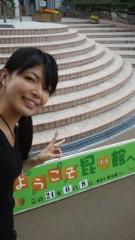 彩羽真矢 公式ブログ/中継ええなぁ@虫まつり2012 画像2