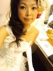 彩羽真矢 公式ブログ/模擬結婚式からの(^w^) 画像2
