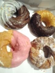 彩羽真矢 公式ブログ/串カツと焼きドーナツ 画像1