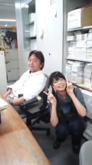 彩羽真矢 公式ブログ/上泉さん☆ 画像1