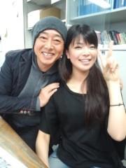 彩羽真矢 公式ブログ/中継ええなぁ☆桜通り抜け 画像2