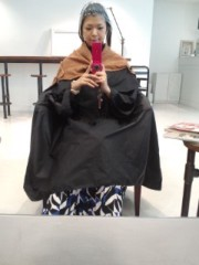 彩羽真矢 公式ブログ/髪\(^ー^)/ 画像1