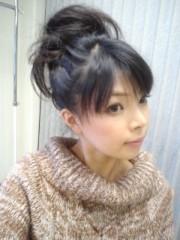 彩羽真矢 公式ブログ/ヘアメイク! 画像1