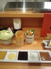 彩羽真矢 公式ブログ/串カツと焼きドーナツ 画像3
