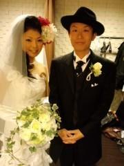 彩羽真矢 公式ブログ/模擬結婚式からの(^w^) 画像1