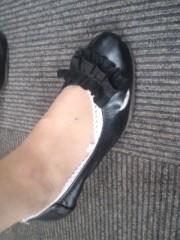 彩羽真矢 公式ブログ/靴に穴あり障子に目あry 画像1