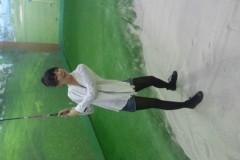 彩羽真矢 公式ブログ/中継ええなぁ@つるやゴルフ西神戸店 画像1