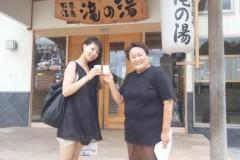 彩羽真矢 公式ブログ/中継ええなぁ! 画像3