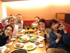 彩羽真矢 公式ブログ/焼き肉カラオケ(≧∇≦) 画像1