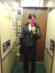 彩羽真矢 公式ブログ/スーツです 画像1