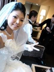 彩羽真矢 公式ブログ/結婚式 画像1
