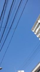 彩羽真矢 公式ブログ/青空 画像1