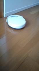 彩羽真矢 公式ブログ/ロボット掃除機 画像1