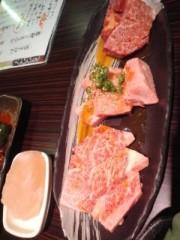彩羽真矢 公式ブログ/焼き肉にんにく☆ 画像1