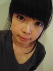 彩羽真矢 公式ブログ/前髪自分で断髪の巻き 画像2